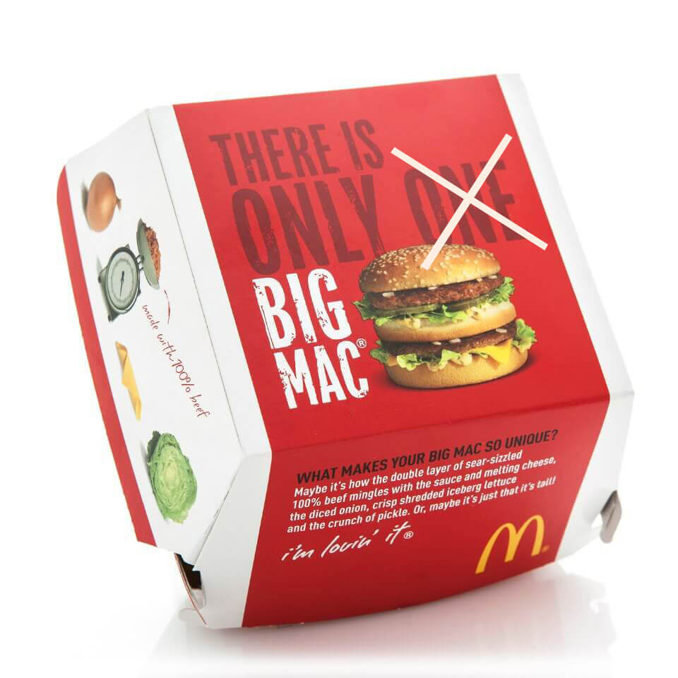 McDonald's loses Big Mac trademark to Irish brand Supermac's