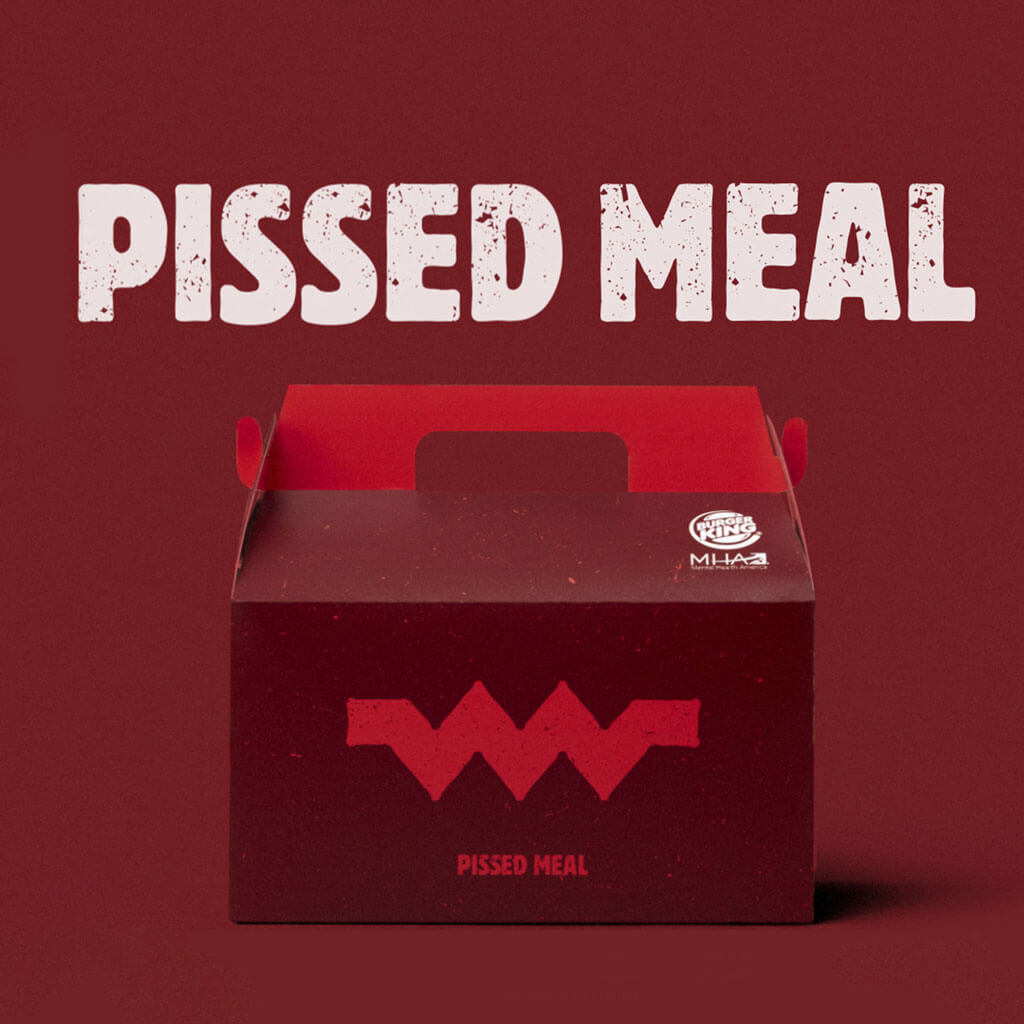 The Real Meal: Pissed