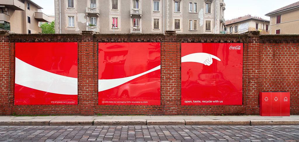 Coca-Cola's The Sign campaign