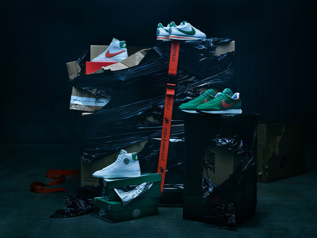 Nike's Hawkins High Pack sneaker collection