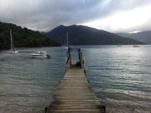 Picton, April - hiking around