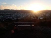 Wellington, April - Victorua Lookout