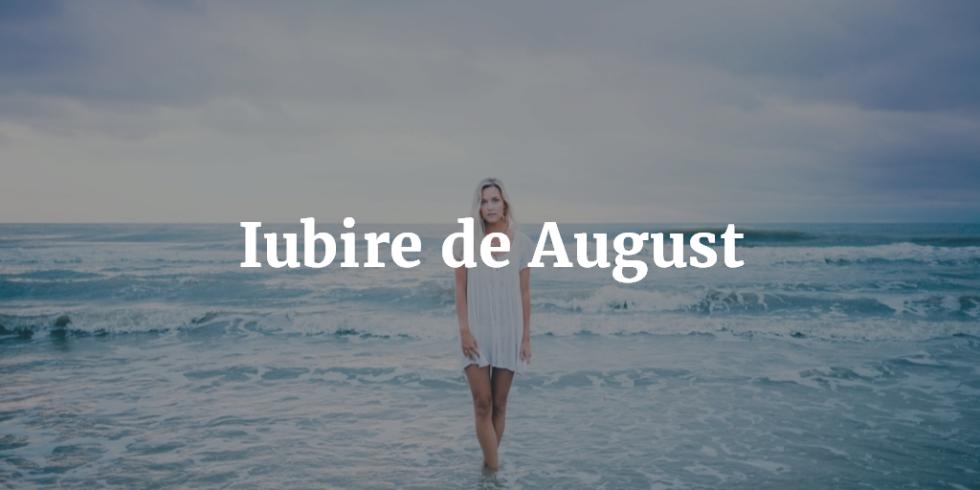 Iubire De August