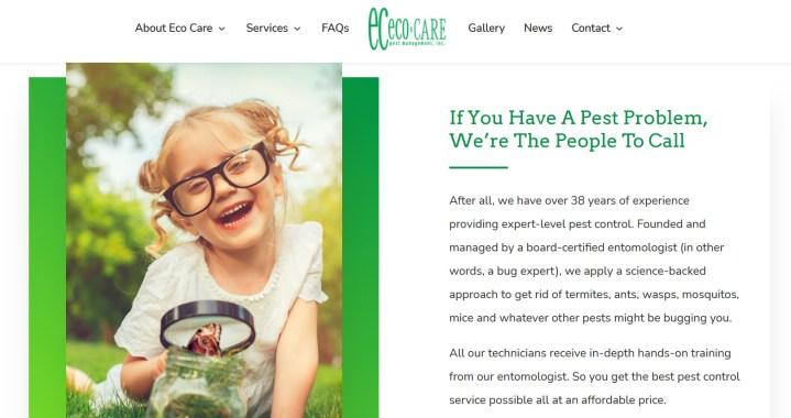 EcoCare Pest Control