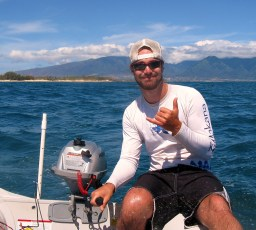 On the water off N Maui