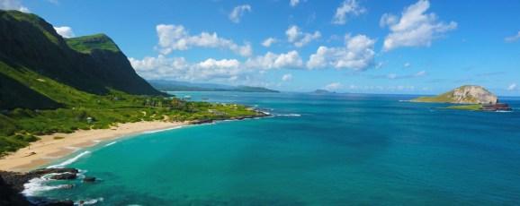 Waimanalo Bay, Oahu
