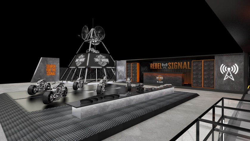 Harley Davidson Signal Project 2018
