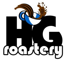 Higher Grounds {HG) Roastery and Cafe, located in Gilbert, AZ. One of my first commissioned pieces.