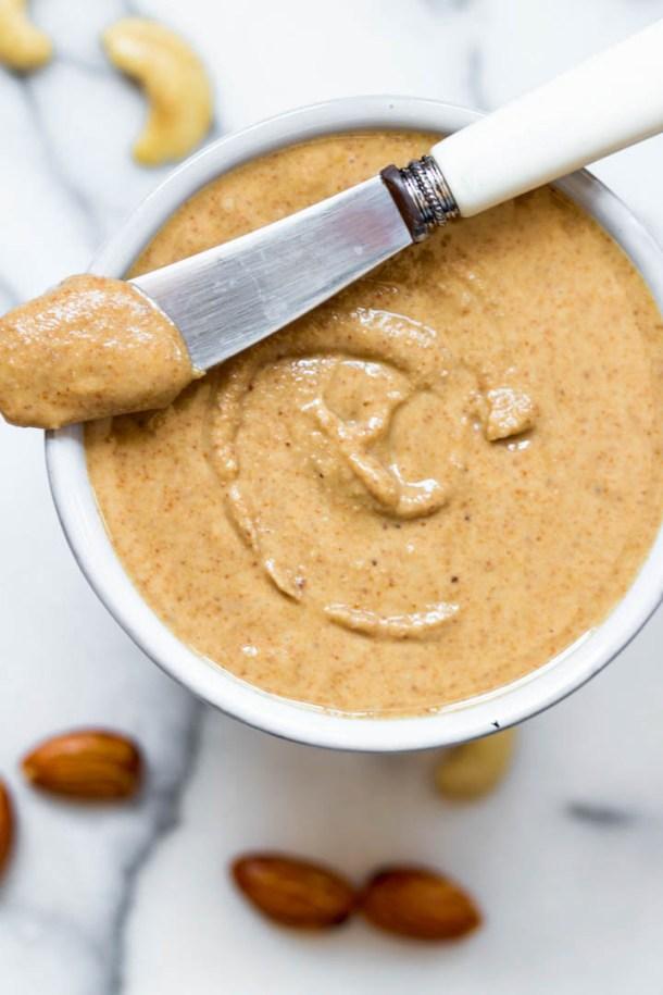 almond butter insta_