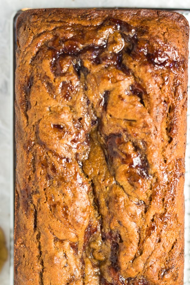 PB&J Banana Bread-1-3
