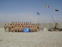 danilo-amelotti.com close protection Enduring freedom Folgore Group Photo