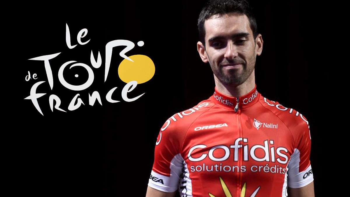 Dani Navarro buscará una etapa en el Tour