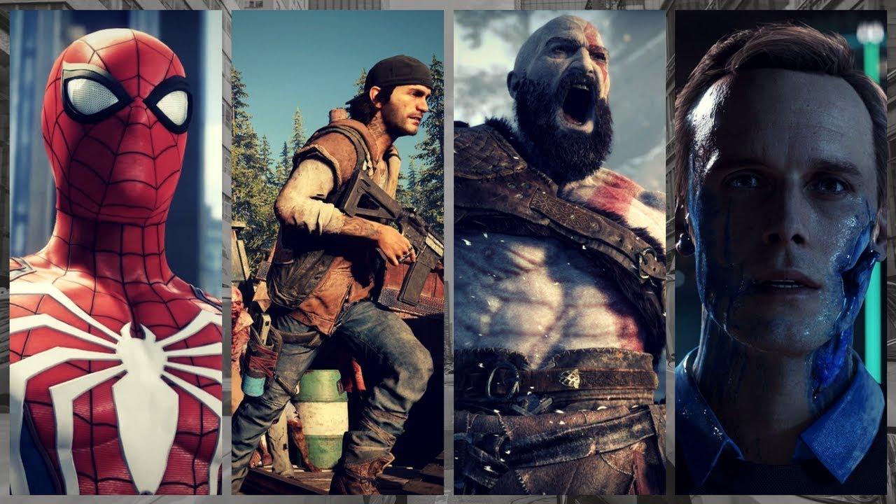 Jocuri care merita jucate pe PS4