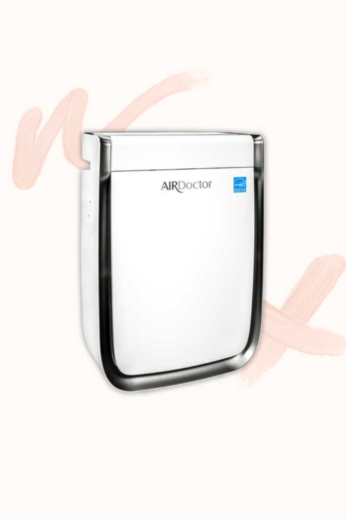 dani-on-the-loose-air-doctor-air-purifier