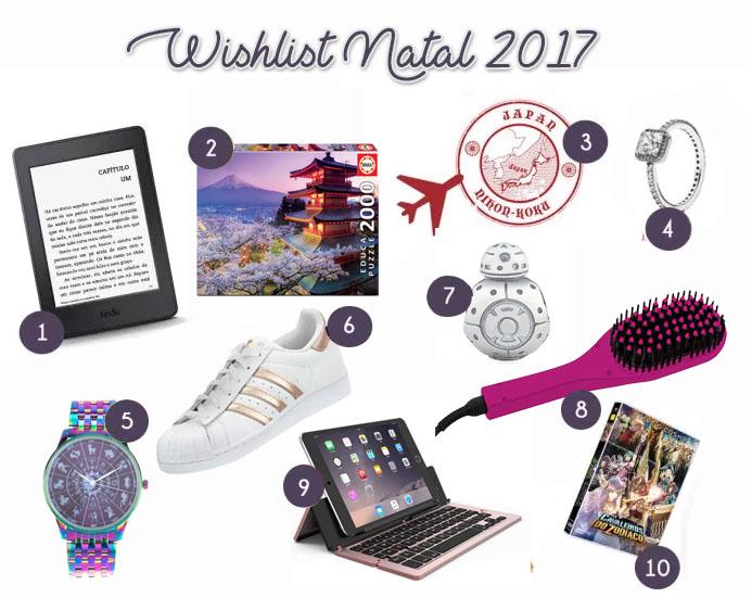 wishlist natal