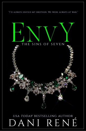Book Cover: Envy