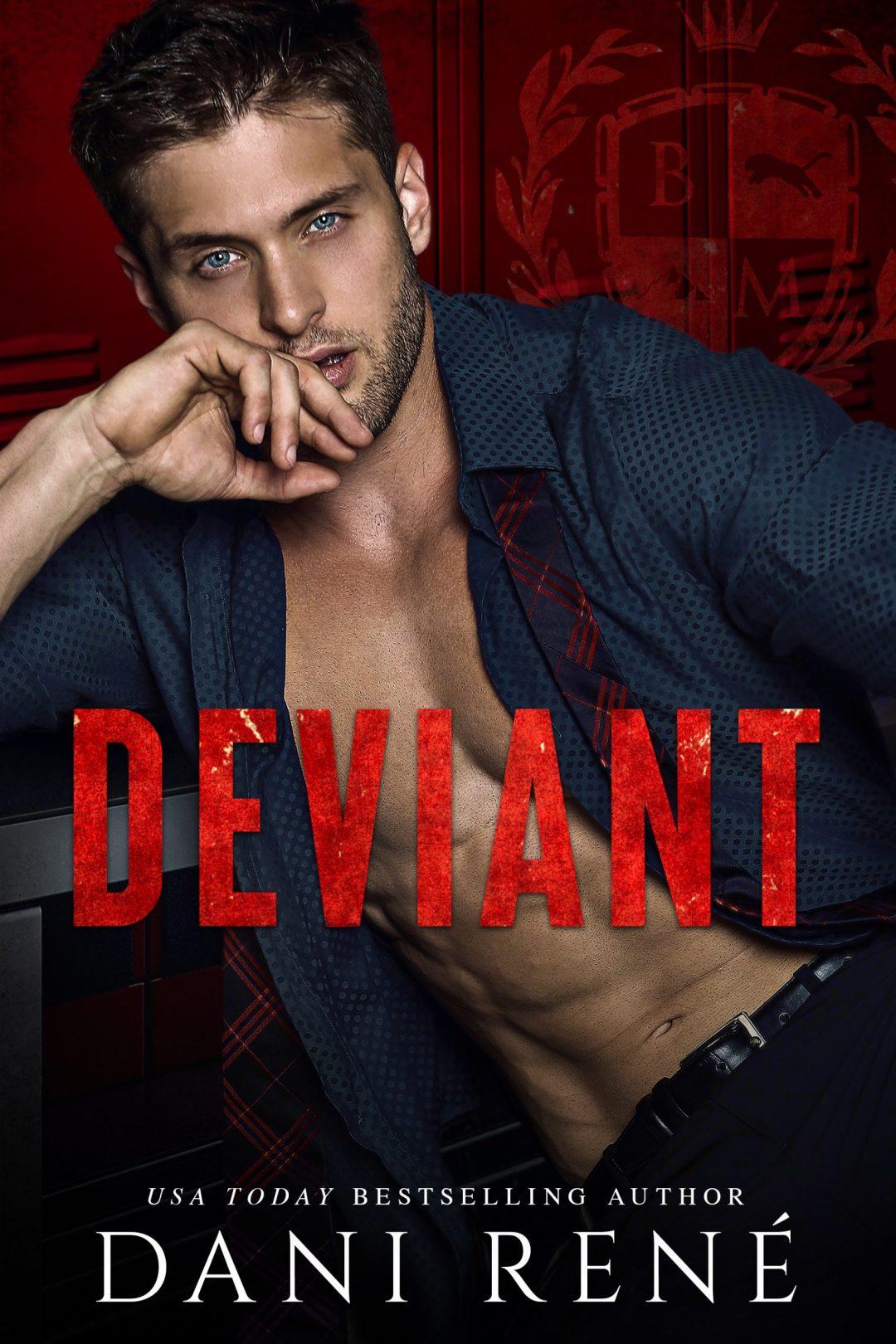 Book Cover: Deviant (Black Mountain Academy)