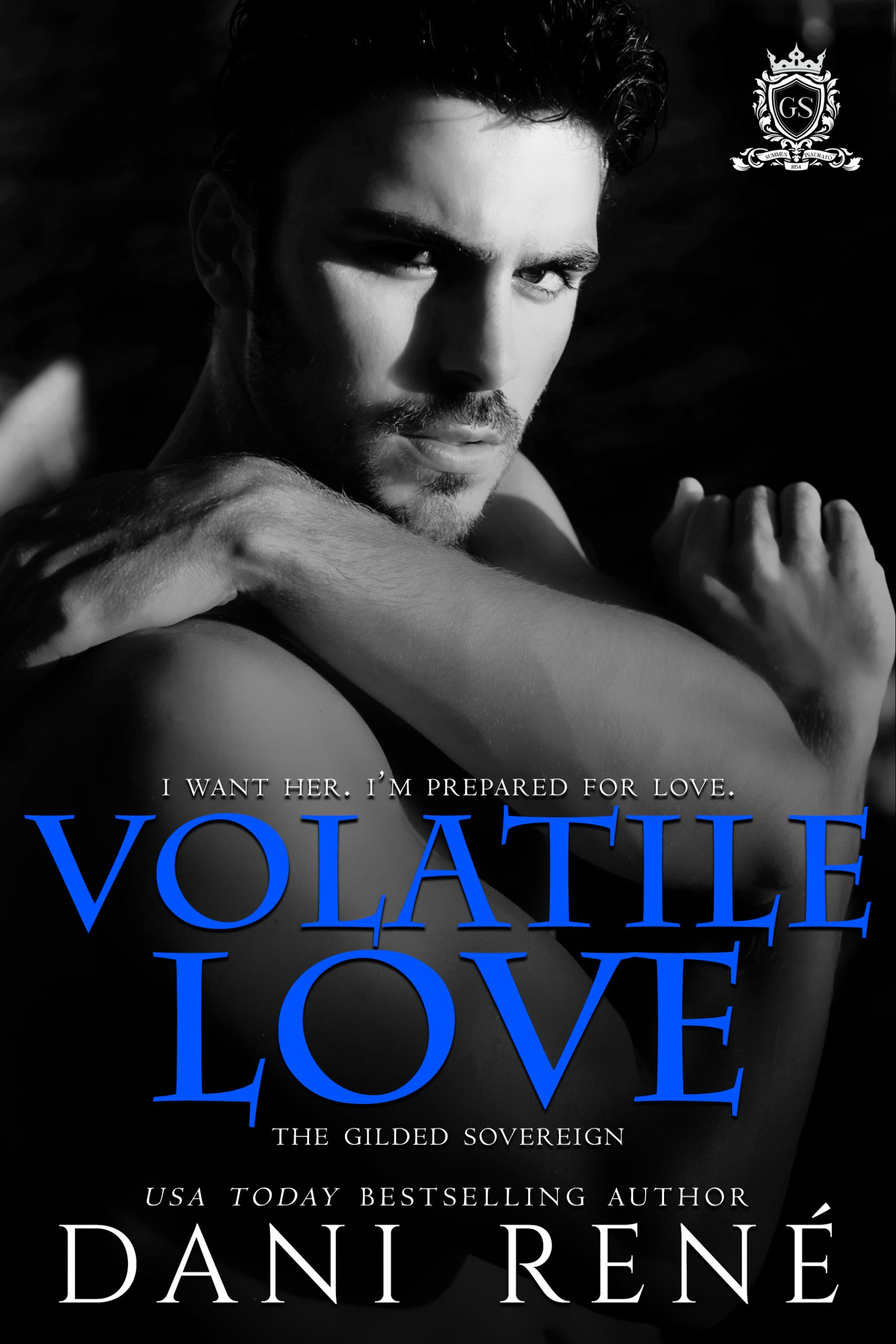 Book Cover: Volatile Love