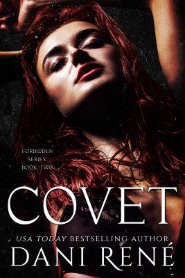 Book Cover: Covet