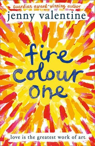 Fire Colour One cover