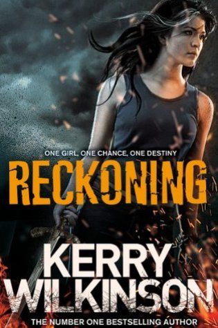 Review: Reckoning by Kerry Wilkinson