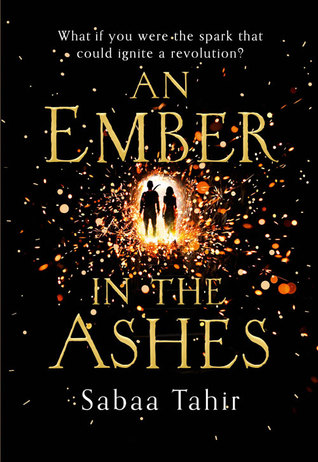 An Ember in the Ashes cover