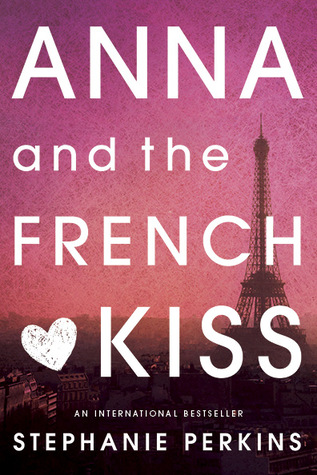 Anna and the French Kiss cover