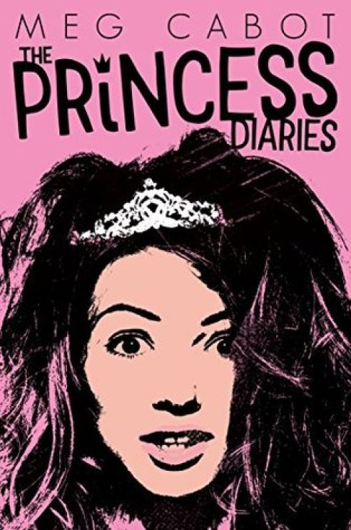 The Princess Diaries cover