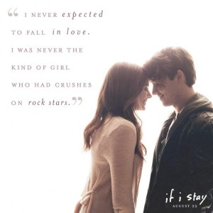 If I Stay fall in love
