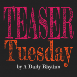 Teaser Tuesday No.18: Soundless …GET READY FOR THE #4CornersBC CHAT!