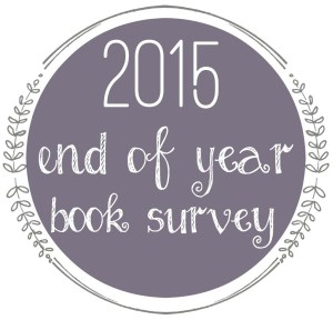 End of Year Survey 2015
