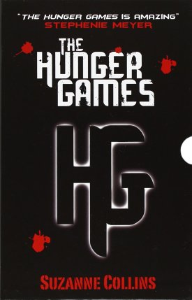 Hunger Games boxset
