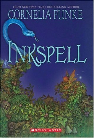 Inkspell cover