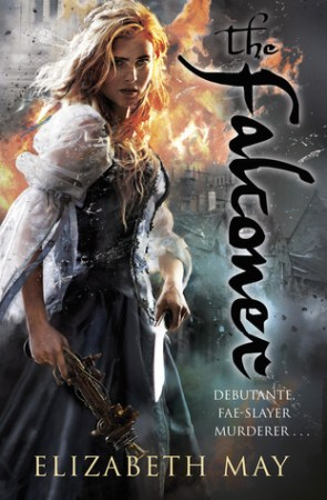 The Falconer cover