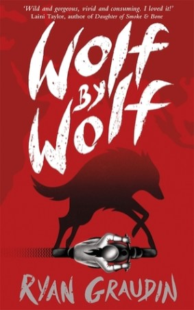 Wolf by Wolf cover