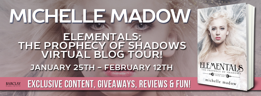 Review: The Prophecy of Shadows by Michelle Madow