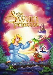 The Swan Princess movie