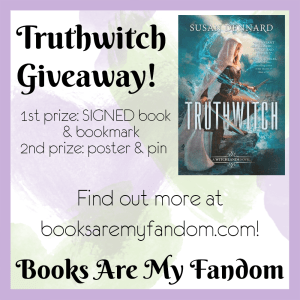 Truthwitch giveaway