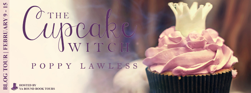 Snap Review: The Cupcake Witch by Poppy Lawless