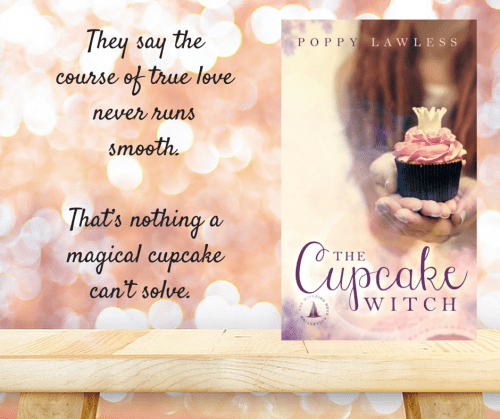 They say the course of true love never runs smooth. That's nothing a magical cupcake can't solve.