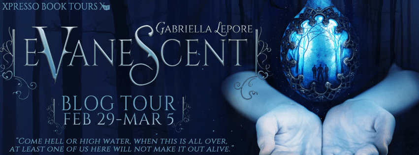 Review: Evanescent by Gabriella Lepore