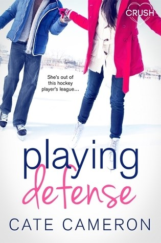 Review: Playing Defense by Cate Cameron + Interview!
