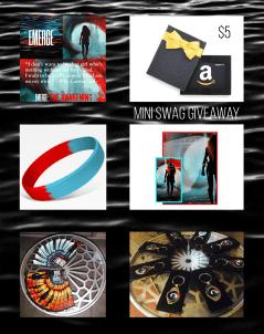 The Awakening Giveaway 4 (swag prize)