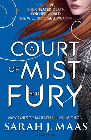#BookReview: A Court of Mist and Fury by Sarah J. Maas