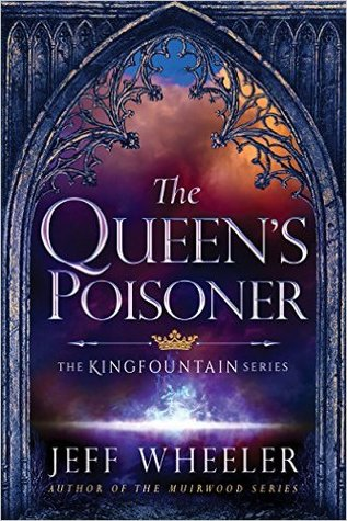 The Queen's Poisoner cover