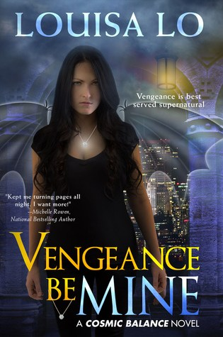 #BookReview: Vengeance Be Mine by Louisa Lo [DNF]