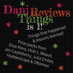 Dani Reviews Things is 1!