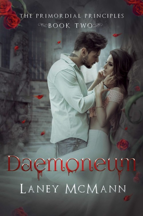 Daemoneum front cover