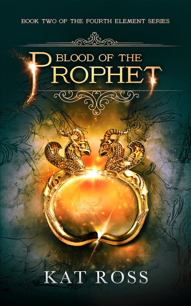 Blood of the Prophet cover