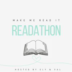 #MakeMeRead It Readathon 2016!